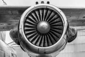 Jet Turbine Fan Blades